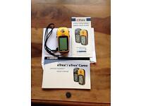 Garmin eTrex GPS hiking device