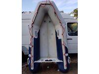 Honda inflatable boat