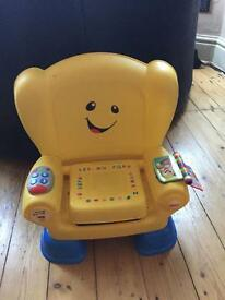 Sing along chair