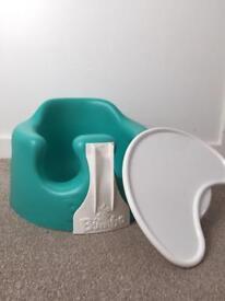Aqua bumbo seat