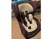 Mothercare Madrid Combination Car Seat (Group 0+/1) Grey