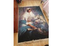 larg size rug in good condition