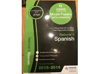 Standard 5 Spanish Model Papers and Past Papers