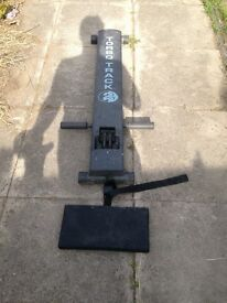 torso track exercise machine