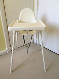 IKEA Antilope child's high chair good condition
