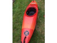 Perception Whiplash Kayak