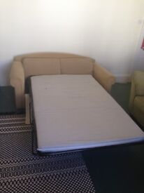 Sofa Bed. Sleeps 2 people. Great Condition.