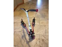 Red Fliker Scooter from Smyths Toys