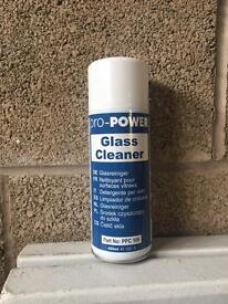 Glass cleaner 400ml can