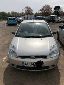 Ford Fiesta (automatic)