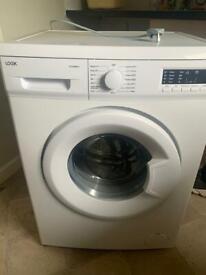 Logik White Washing Machine