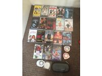 23x PSP games and films