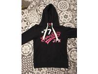 Black Superdry hoodie
