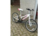 Girls Bike, excellent condition, suit 5 year to 9 year old