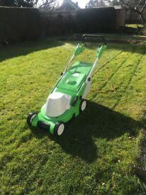 Viking made by still electric heavy duty lawn mower
