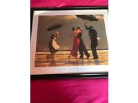 Beautiful professionally framed jack vettriano prints