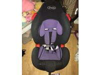 Used Dimple storm car chair in excellent condition