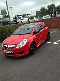 Vauxhall Corsa 1.2 spotless Ono or swap for another car