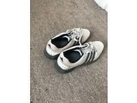 Adidas powerband golf shoes UK 9
