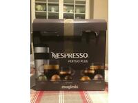 Nespresso Virtuo Plus coffee machine by Magimix