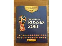 Panini Fifa World Cup Russia 2018