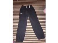 Under armour trackies