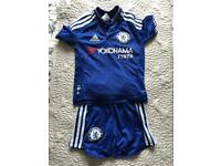 Official Chelsea kit age 5-6