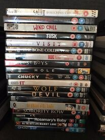 Massive DVD Collection - 120+