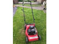 Mountfield laser petrol lawnmower