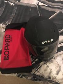 Leopard helmet men XL
