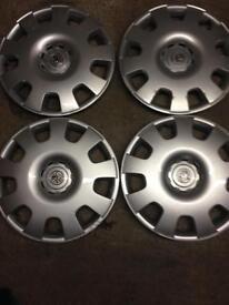 "GM 16"" Wheel Trims"