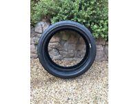 1 x Continental ContiSport Contact3 235/35/19 91Y Tyre 6mm Tread