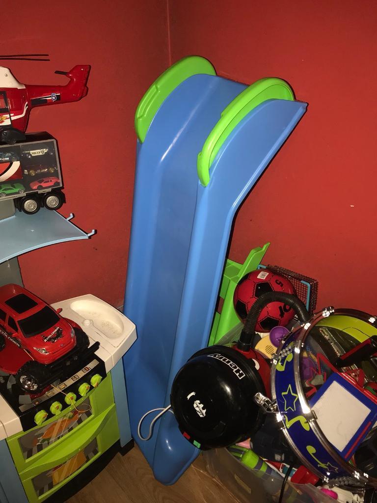 Kids slide - toys