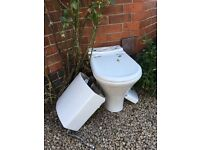 Toilet free to collect north of leicester