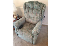 Lazboy electric recliner/lifter armchair