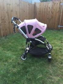 Bugaboo Bee with many extras