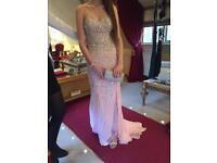 Pink Prom Dress size 6/8