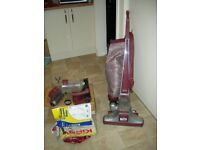 KIRBY HERITAGE LEGEND 2 VACUUM CLEANER HOOVER 10 NEW BAGS ACCESSORIES CLEAN SERVICED.