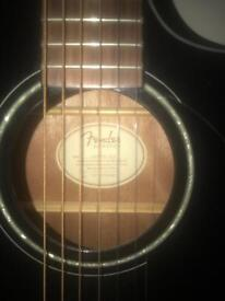 DG60CE FENDER ELECTRO ACOUSTIC GUITAR IN GREAT CONDITION