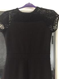 Black girls jumpsuit age 10-11 as new