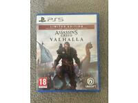 Assassins Creed Valhalla PS5 game
