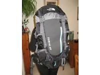 North Face Terra 45 backpack