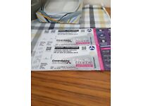 Ticket for the biggest electronic music festival