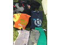 Boys summer bundle 14-16