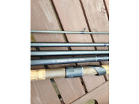 diawa 17-20ft long cast rod