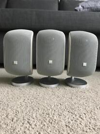 B&W speakers