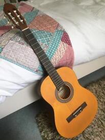 Classical guitar 3/4 size
