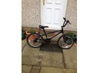 Kids bmx bike 8-12 years