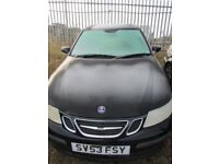 SAAB 93 Spares and Repairs Power Steering Issue So will need Trailer to collect