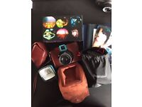 Diana F+ Lomography Film Camera with loads of accessories (listed below) in great condition